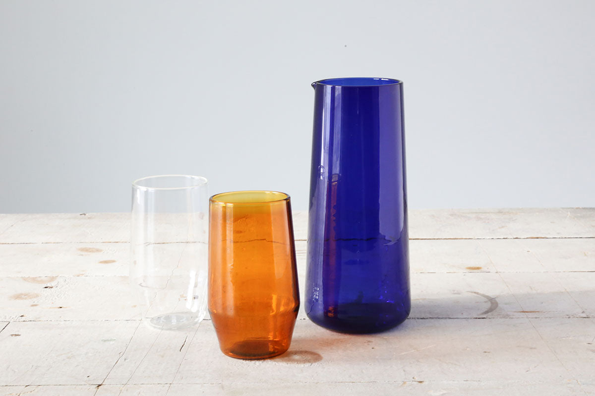 Luisa Lyon Blue 500ml Carafe