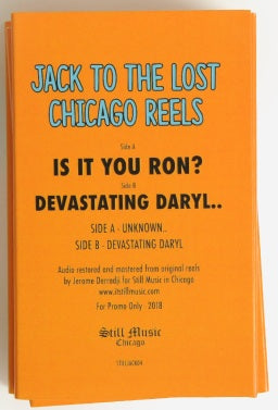 J/A/C/K #4- IS IT YOU RON? VS DEVASTATING DARYL - IN STOCK!