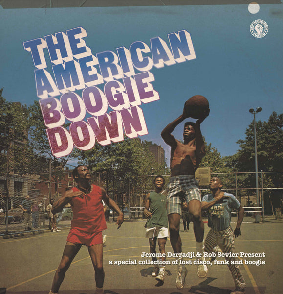 Jerome Derradji + Rob Sevier Present The American Boogie Down DLP -  BACK IN STOCK!!!