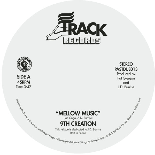 9th Creation - Mellow Music 7""