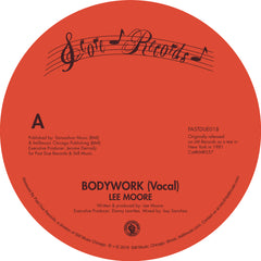 "Lee Moore - Bodywork 12"" (Previously Unreleased)"