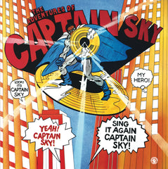 Captain Sky - The Adventures Of Captain Sky LP/CD (Incl. Insert/Booklet)  LTD to 500 Copies!
