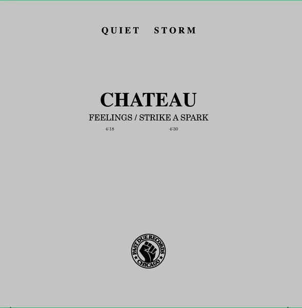"Chateau - Feelings 7"" (IN STOCK!)"