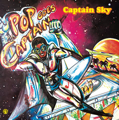 Captain Sky - Pop Goes The Captain LP/CD (Incl. Insert/Booklet) LTD to 500 Copies!