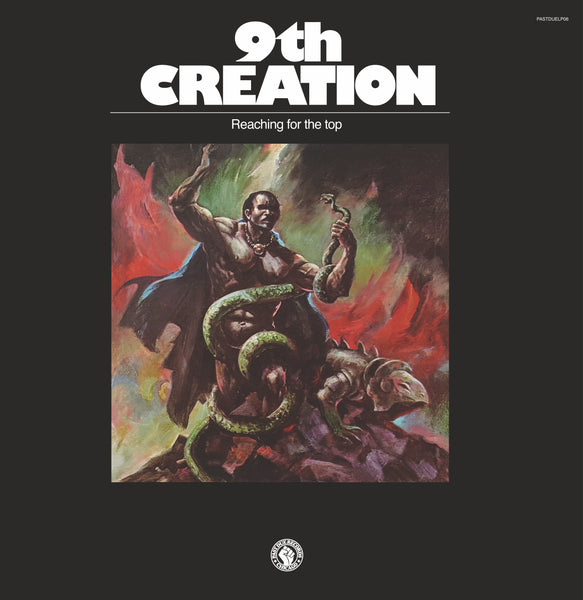 9th Creation - Reaching For The Top LP/CD