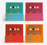 J/A/C/K Cassette Series - IN STOCK!