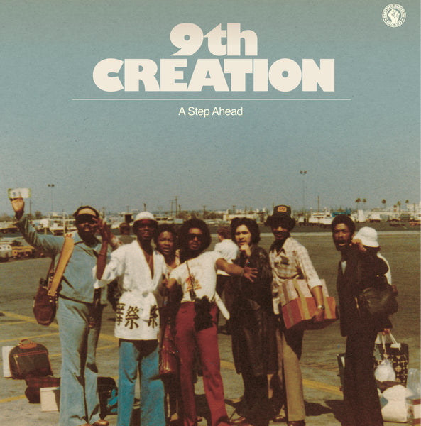 9th Creation - A Step Ahead LP/CD