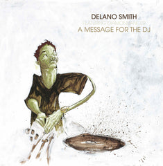 "Delano Smith featuring Diamondancer - A Message For The Dj (Jimpster remix) 12"" (SOLD OUT!!!)"