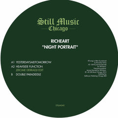 Richeart - Night Portrait (+ Jerome Derradji Edit) 12""