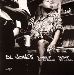 D.L. Jones - Lonely / Gray 12""