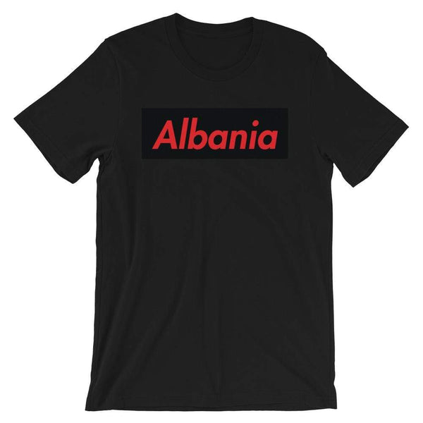 Repparel Albania Black / XS Hypebeast Streetwear Eco-Friendly Full Cotton T-Shirt