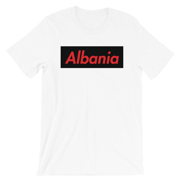Repparel Albania White / XS Hypebeast Streetwear Eco-Friendly Full Cotton T-Shirt