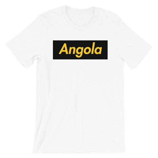 Repparel Angola White / XS Hypebeast Streetwear Eco-Friendly Full Cotton T-Shirt