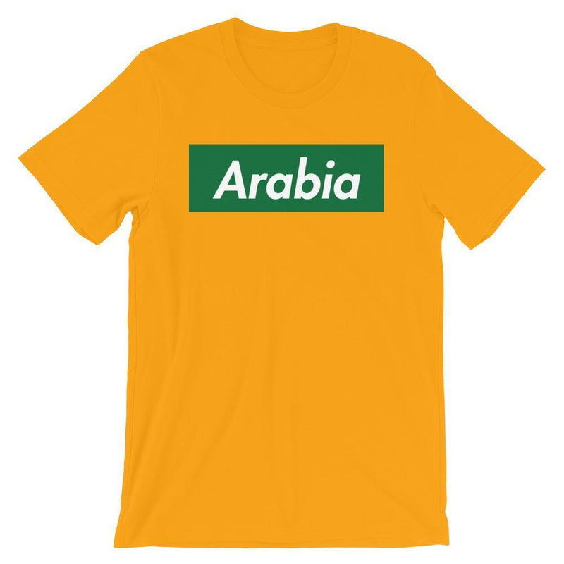 Repparel Arabia Gold / S Hypebeast Streetwear Eco-Friendly Full Cotton T-Shirt