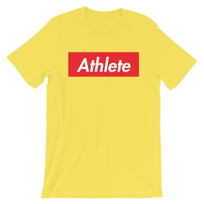 Repparel Athlete Yellow / S Hypebeast Streetwear Eco-Friendly Full Cotton T-Shirt