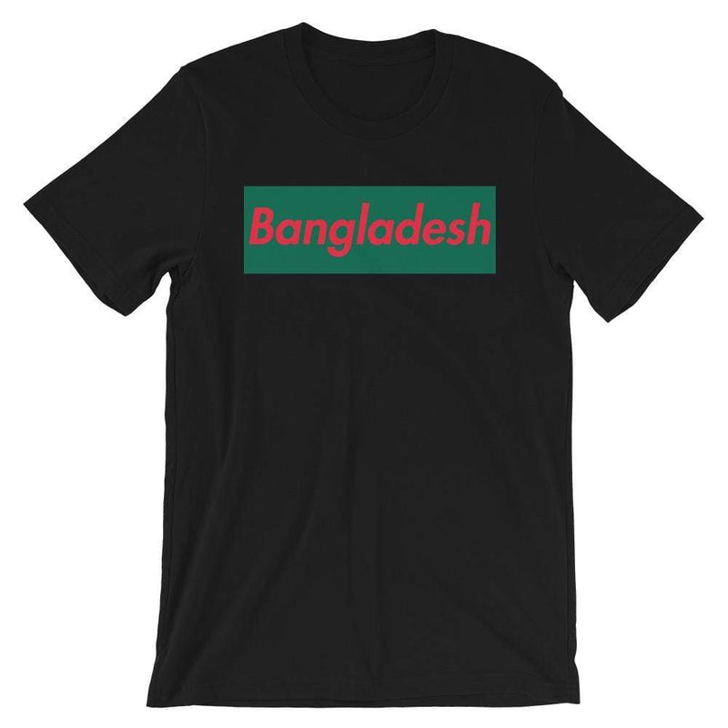 Repparel Bangladesh Black / XS Hypebeast Streetwear Eco-Friendly Full Cotton T-Shirt