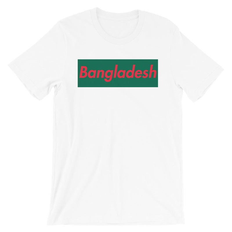 Repparel Bangladesh White / XS Hypebeast Streetwear Eco-Friendly Full Cotton T-Shirt