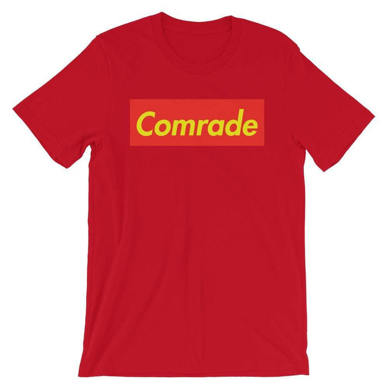 Repparel Comrade Red / S Hypebeast Streetwear Eco-Friendly Full Cotton T-Shirt