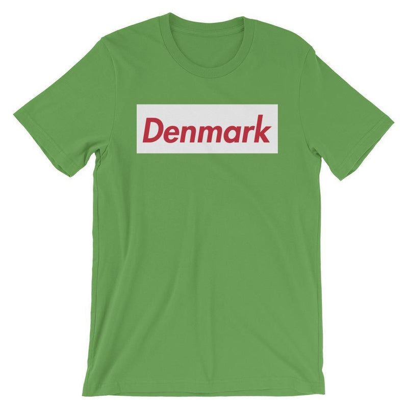 Repparel Denmark Leaf / S Hypebeast Streetwear Eco-Friendly Full Cotton T-Shirt