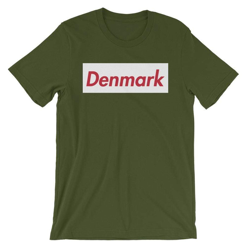 Repparel Denmark Olive / S Hypebeast Streetwear Eco-Friendly Full Cotton T-Shirt