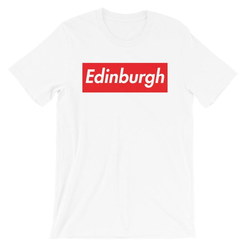 Repparel Edinburgh White / XS Hypebeast Streetwear Eco-Friendly Full Cotton T-Shirt