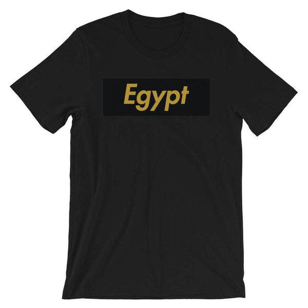 Repparel Egypt Black / XS Hypebeast Streetwear Eco-Friendly Full Cotton T-Shirt