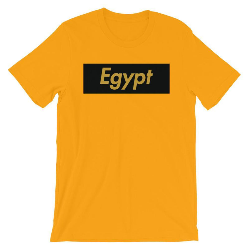 Repparel Egypt Gold / S Hypebeast Streetwear Eco-Friendly Full Cotton T-Shirt