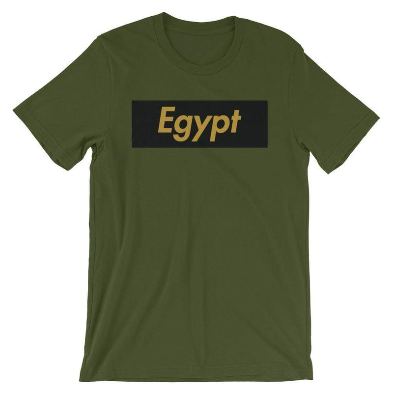 Repparel Egypt Olive / S Hypebeast Streetwear Eco-Friendly Full Cotton T-Shirt