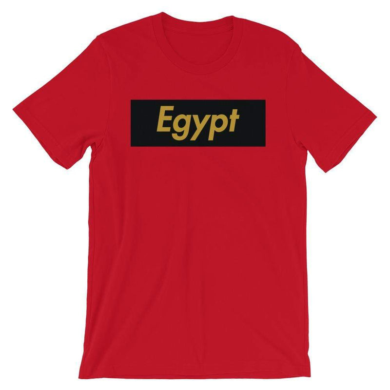 Repparel Egypt Red / S Hypebeast Streetwear Eco-Friendly Full Cotton T-Shirt
