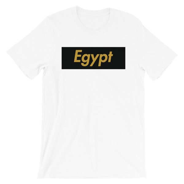 Repparel Egypt White / XS Hypebeast Streetwear Eco-Friendly Full Cotton T-Shirt