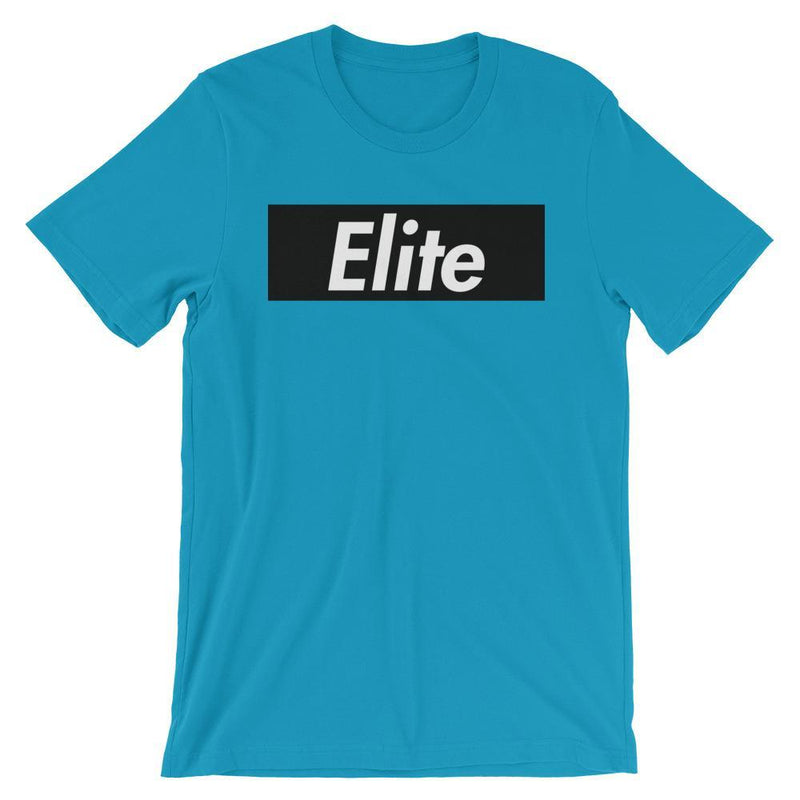 Repparel Elite Aqua / S Hypebeast Streetwear Eco-Friendly Full Cotton T-Shirt