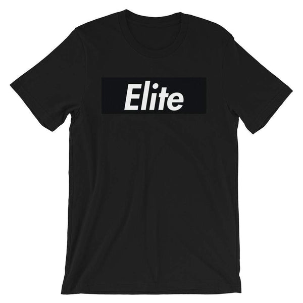 Repparel Elite Black / XS Hypebeast Streetwear Eco-Friendly Full Cotton T-Shirt