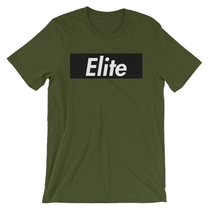 Repparel Elite Olive / S Hypebeast Streetwear Eco-Friendly Full Cotton T-Shirt