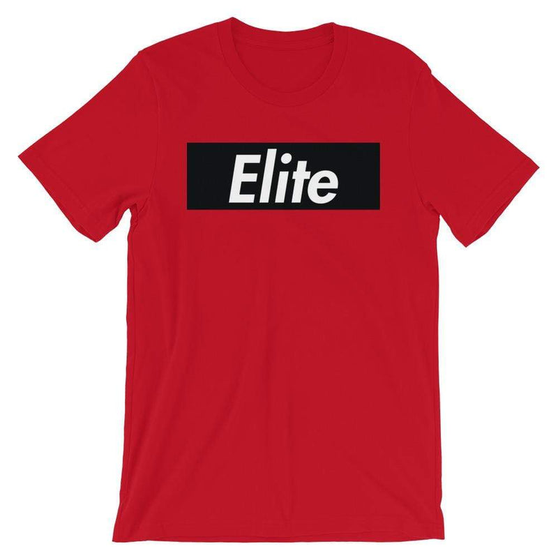 Repparel Elite Red / S Hypebeast Streetwear Eco-Friendly Full Cotton T-Shirt