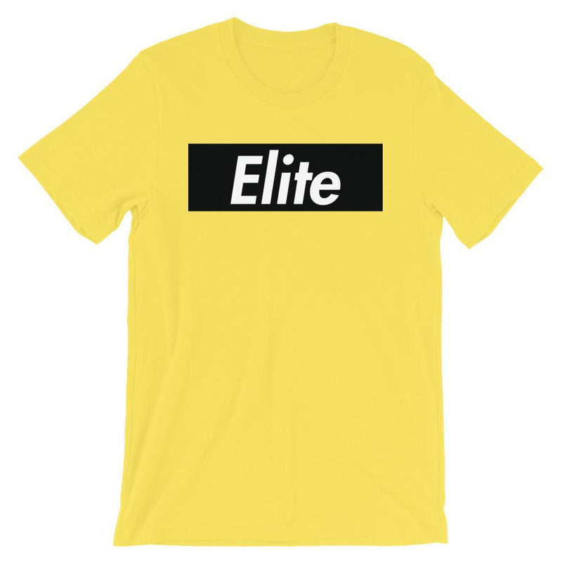 Repparel Elite Yellow / S Hypebeast Streetwear Eco-Friendly Full Cotton T-Shirt