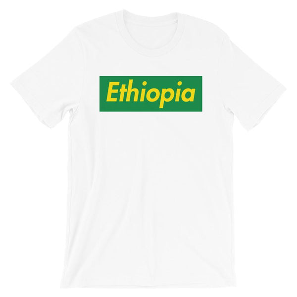 Repparel Ethiopia White / XS Hypebeast Streetwear Eco-Friendly Full Cotton T-Shirt