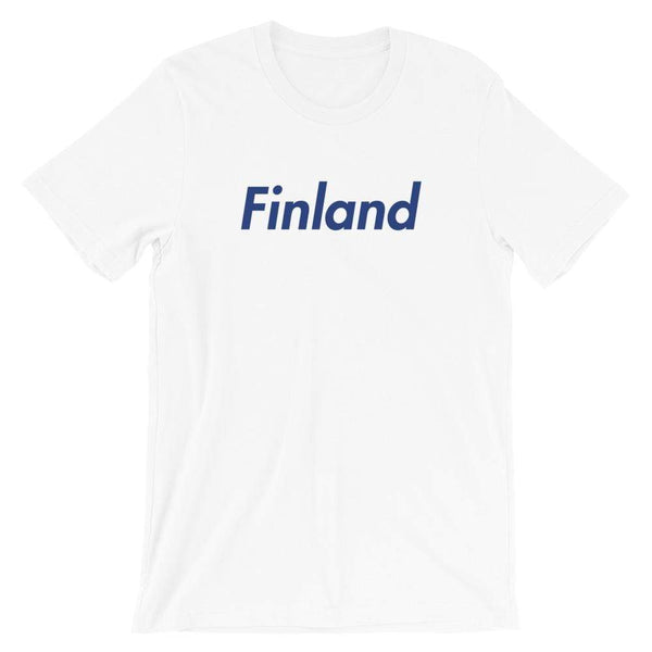 Repparel Finland White / XS Hypebeast Streetwear Eco-Friendly Full Cotton T-Shirt