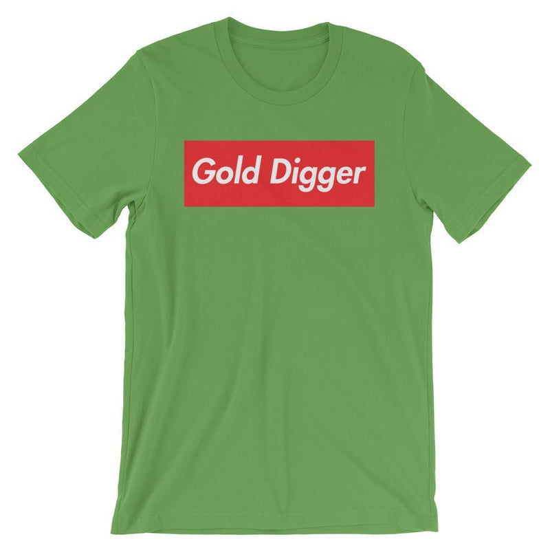Repparel Gold Digger Leaf / S Hypebeast Streetwear Eco-Friendly Full Cotton T-Shirt