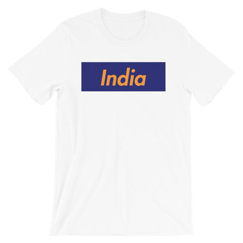 Repparel India White / XS Hypebeast Streetwear Eco-Friendly Full Cotton T-Shirt