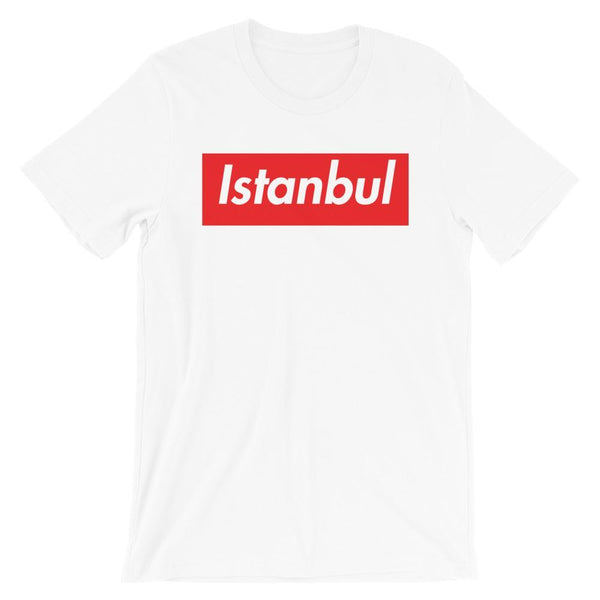 Repparel Istanbul White / XS Hypebeast Streetwear Eco-Friendly Full Cotton T-Shirt
