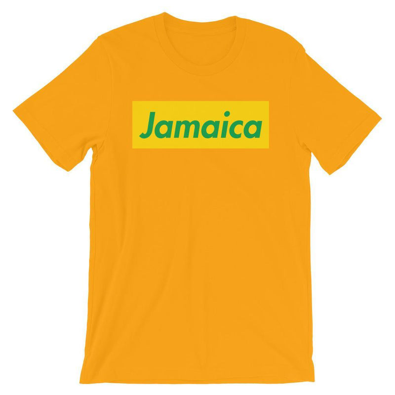 Repparel Jamaica Gold / S Hypebeast Streetwear Eco-Friendly Full Cotton T-Shirt