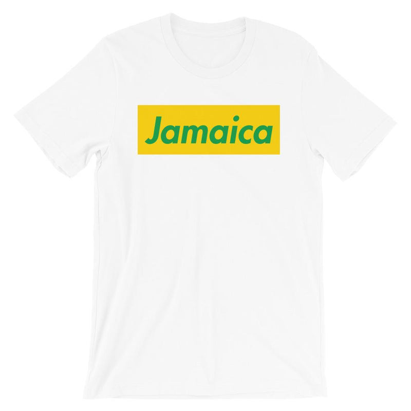 Repparel Jamaica White / XS Hypebeast Streetwear Eco-Friendly Full Cotton T-Shirt
