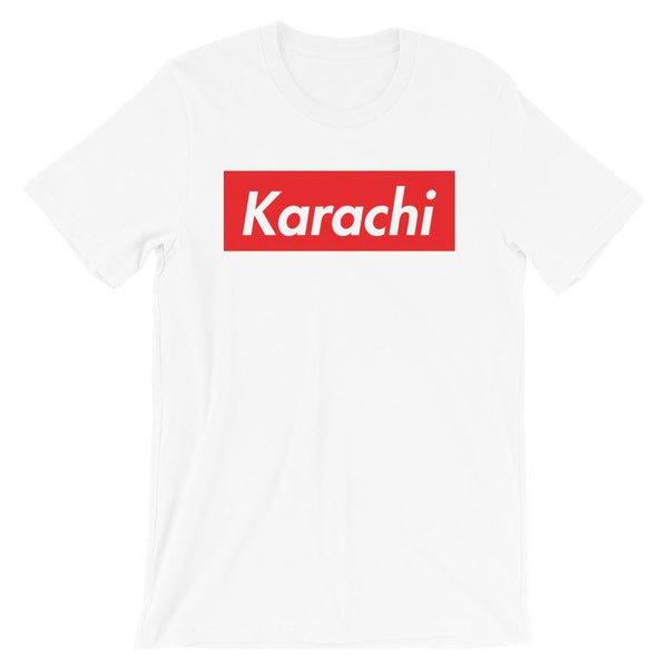 Repparel Karachi White / XS Hypebeast Streetwear Eco-Friendly Full Cotton T-Shirt