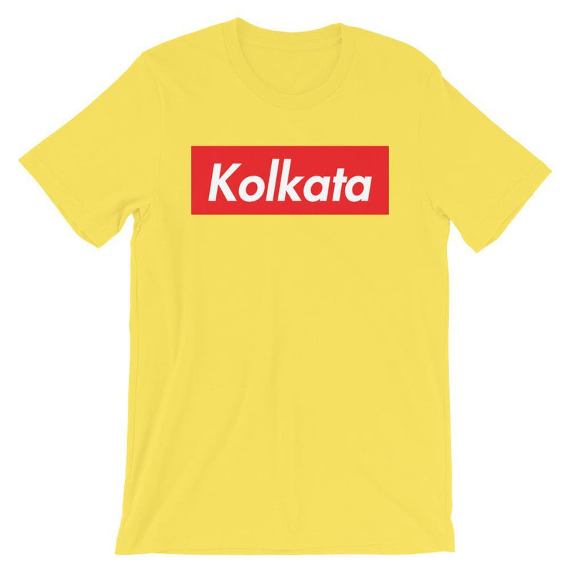 Repparel Kolkata Yellow / S Hypebeast Streetwear Eco-Friendly Full Cotton T-Shirt