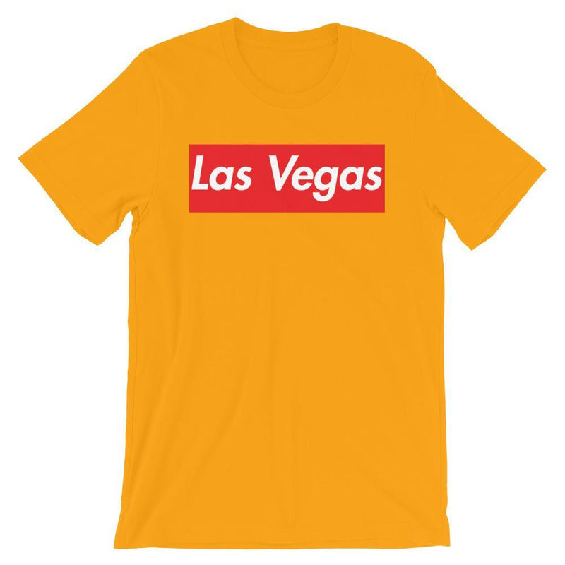 Repparel Las Vegas Gold / S Hypebeast Streetwear Eco-Friendly Full Cotton T-Shirt