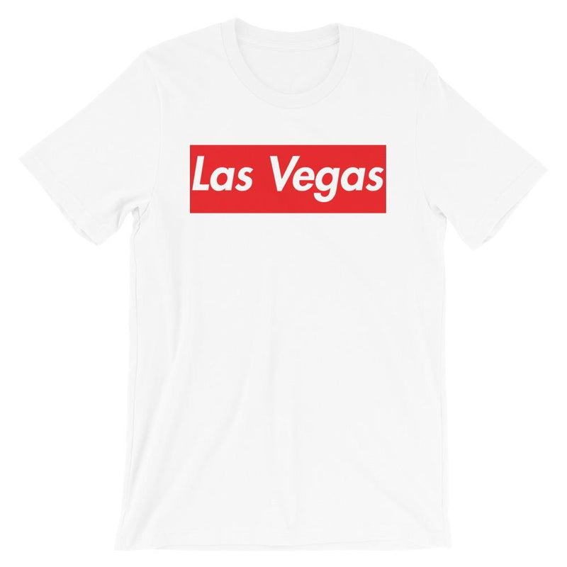 Repparel Las Vegas White / XS Hypebeast Streetwear Eco-Friendly Full Cotton T-Shirt