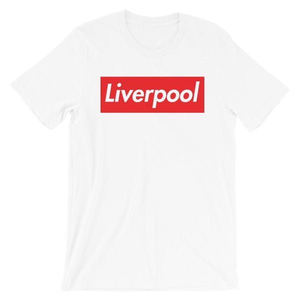 Repparel Liverpool White / XS Hypebeast Streetwear Eco-Friendly Full Cotton T-Shirt