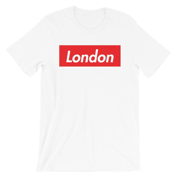 Repparel London White / XS Hypebeast Streetwear Eco-Friendly Full Cotton T-Shirt