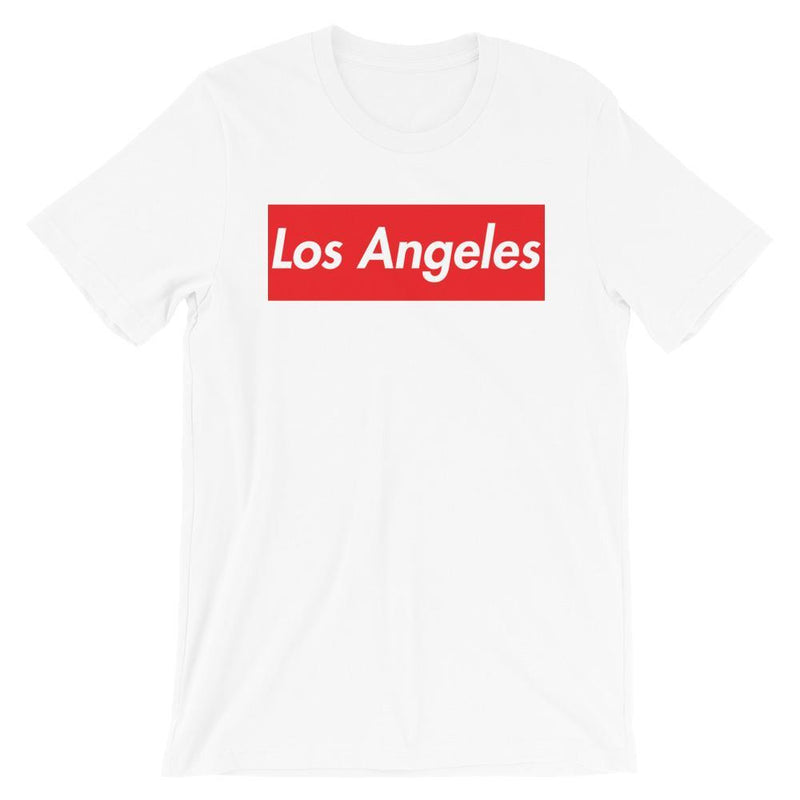 Repparel Los Angeles White / XS Hypebeast Streetwear Eco-Friendly Full Cotton T-Shirt