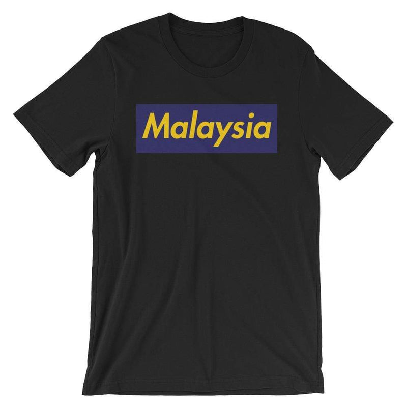 Repparel Malaysia Black / XS Hypebeast Streetwear Eco-Friendly Full Cotton T-Shirt